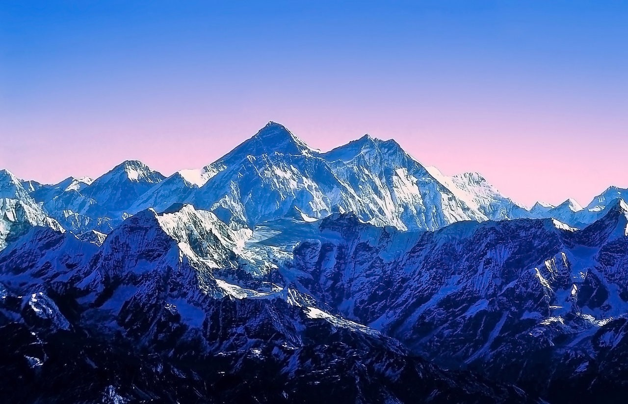 I 14 Ottomila Himalaya
