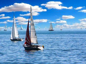 sport nautico barca a vela